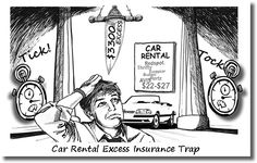 Beat the Car Rental TRAP!