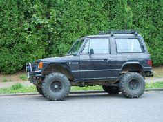 1988 Dodge Raider, Interco Super Swamper TSL 33x13.50-15LT by SoulRider.222, via Flickr