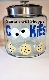 Cookie Jar Decal Cookie Monster Eyes Decal Sesame