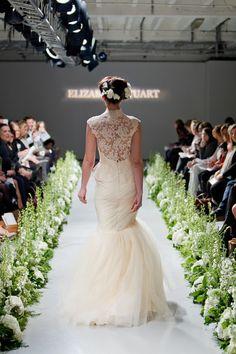 Elizabeth Stuart Linden Dress- You & Your Wedding's Bridal Fashion 2015 #elizabethstuart