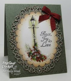 Peace, Joy, Love, and Flower Soft!! by angelladcrockett - Cards and Paper Crafts at Splitcoaststampers