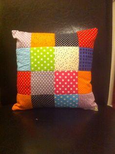Spotty + Dottie cushion