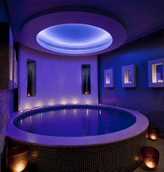Jumeirah Emirates Towers Hotel, Dubai - Talise Spa - floatation pool