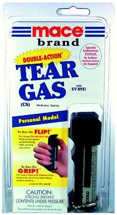 Tear Gas the original crime stopper.  http://poorrichardssafetyproducts.com