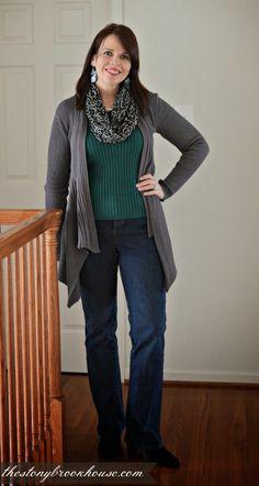 (My) Fashion Over 40 www.thestonybrookhouse.com