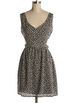 Butterfly Fields Dress