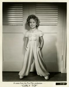 Curly Top, 1935