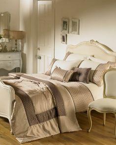 Romantica Taupe Bedding Range
