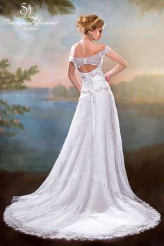 Wedding dress Carmella from Svetlana Lyalina