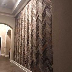 Plank and Mill. Plank and Mill's Peel and Stick quality real wood walls are the easiest and most cost effective. Stick On Wood Wall, Peel And Stick Wood, Modern Rustic, Modern Farmhouse, Rustic Renovations, Tile Covers, Wood Panel Walls, Blue Tiles, Wooden Cabinets