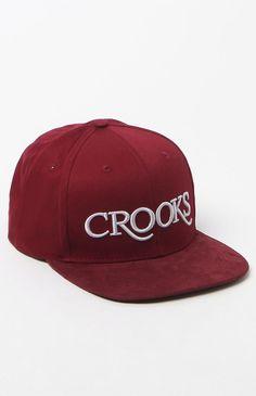 a4ad69c9e3c2c Thuxury Serif Strapback Hat