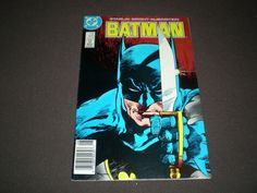 Detective Comics 422, (1988), DC Comics by HeroesRealm on Etsy