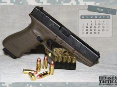 Calendar 2014 July Calendar 2014, Hand Guns, Firearms, Pistols