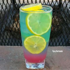 Ohhhhh Sexy Lady! You'll love this sexy sweet concoction. To see how we did it, visit us here: http://www.tipsybartender.com/blog/2015/8/14/sexy-lady