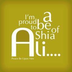 I'm shia