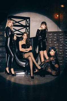 MAMAMOO Reveals Group Teaser Image for 'Memory' | Koogle TV