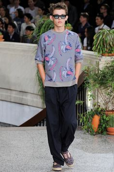 JUST Men's Fashion  Paul Smith Spring-Summer 2015 Men's Collection