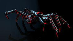 Robot Spider Robot Wallpaper, Tiger Wallpaper, Eyes Wallpaper, Animal Wallpaper, Computer Wallpaper, Spider Robot, Spider Art, Robot Images, Free Spider