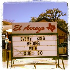 El Arroyo- Austin, TX--say wut. Funny Cute, The Funny, Hilarious, Look Here, Look At You, El Arroyo Austin, I Smile, Make Me Smile, Down South