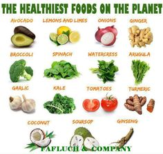heathiest food
