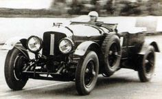 "1929 - No.1 Bentley Speed Six ""Old Number One"" - Woolf Barnato, Henry Birkin"