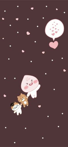 Peach Wallpaper, Korea Wallpaper, Soft Wallpaper, Locked Wallpaper, Wallpaper Online, Wallpaper Backgrounds, Iphone Wallpaper Kawaii, Aesthetic Iphone Wallpaper, Disney Wallpaper