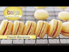Como hacer Galletas Sandwich con Bake With Anna Olson programa completo…