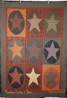 Tom Miner Quilts and Folk Art: August 2011 Cherie Ralston design