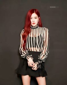 The only thing that you can be used as a friend of a Kpop Girl Groups, Korean Girl Groups, Kpop Girls, Blackpink Fashion, Asian Fashion, Forever Young, Rose Park, Blackpink Photos, Park Chaeyoung