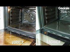 Wer ungern seinen Ofen putzt, wird diesen Trick lieben. - YouTube