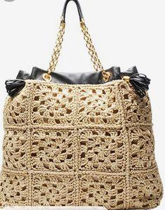 Crochet Clutch, Crochet Handbags, Crochet Purses, Granny Square Bag, Crochet Shoulder Bags, Jute Bags, Crochet Accessories, Women's Accessories, Knitted Bags