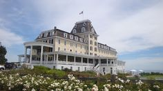 Ocean House, Watch Hill,  Rhode Island Ocean House, Rhode Island, Places Ive Been, Adventure, Mansions, Watch, House Styles, Travel, Home