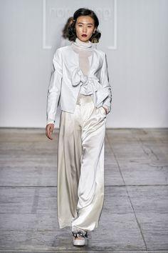 Fashion Hong Kong at New York Fashion Week Fall 2019 - Runway Photos