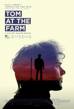Tom at the Farm, Xavier Dolan, 2013 [American poster; release on August 14]