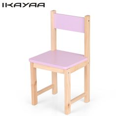 Bar Stools Folding Bamboo Wood Wooden Stool Kid Picnic Fishing Seat Chair Kitchen Bedroom Lovely Luster