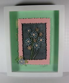 paper quilling by Michelle Banta