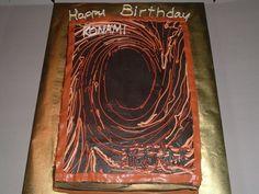 Yu-Gi-Oh Card cake — Children's Birthday Cakes