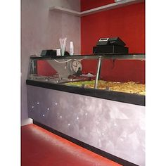 Schienale cucina in resina - dettaglio  Pavimenti e Rivestimenti in Resina  Pinterest  Cucina