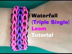 """New """"Take No Prisoners"""" Hook Only Bracelet/ How To Tutorial - YouTube"""