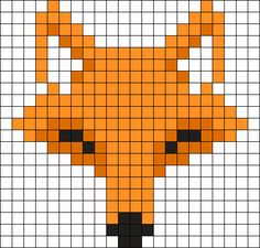Kandi Patterns for Kandi Cuffs - Animals Pony Bead Patterns Pony Bead Patterns, Kandi Patterns, Perler Patterns, Beading Patterns, Pixel Crochet, Crochet Chart, Beaded Cross Stitch, Cross Stitch Embroidery, Knitting Charts