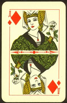 Theatre_Playing_Cards_The_Queen_of_Diamonds