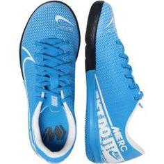 Nike Kinder Fußballschuhe Halle Vapor 13 Academy Ic , blau, Gr. 38eu NikeNike
