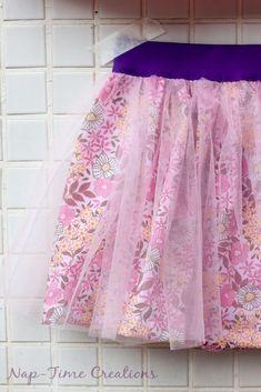 Ideas For Crochet Skirt Pattern Free Kids Tutus Sewing Patterns Free, Clothing Patterns, Sewing Tutorials, Sewing Projects, Dress Tutorials, Coat Patterns, Blouse Patterns, Sewing Kids Clothes, Sewing For Kids