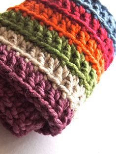 Cowl, chunky scarf, striped infinity scarf, crochet scarf, fall fashion, winter accessories