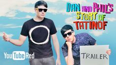 Dan and Phil invite you on a tour you'll never forget. The Story of #TATINOF drops on 10/5.