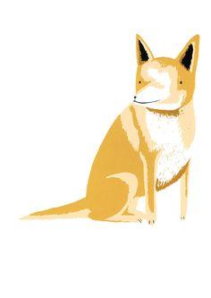 Animal Alphabet - Tom Hardwick Illustration