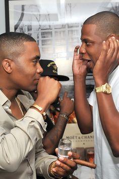 Nas & Jay Z