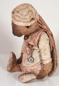 Little Shabby Sailor Butin-Buni by By Whendi's Bears- Wendy Meagher | Bear Pile