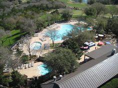 Barton Creek resort. Austin, TX. Going this weekend!