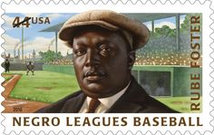 Rube Foster | Chicago-American_giant_rube-foster-stamp – Chicago American Giants ...
